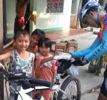 Ride for Hagar 2 Mekong Delta