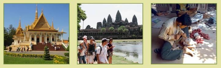 Cambodia Highlights 5D4N