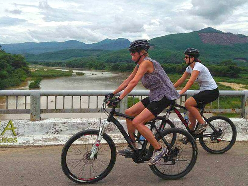 Hoi An to Angkor Wat Cycle Tour 13 Days