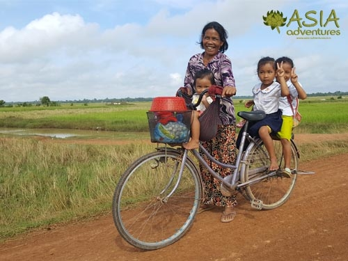 Charming Cambodia Cycle Tour 13D