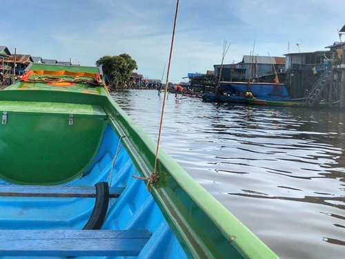 Siem Reap Bike and Boat Tour