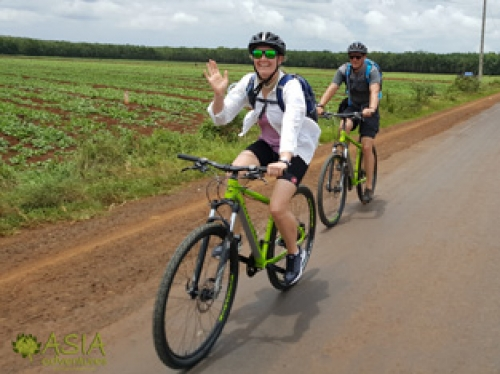 Saigon to Angkor Wat Cycle Tour 7D6N