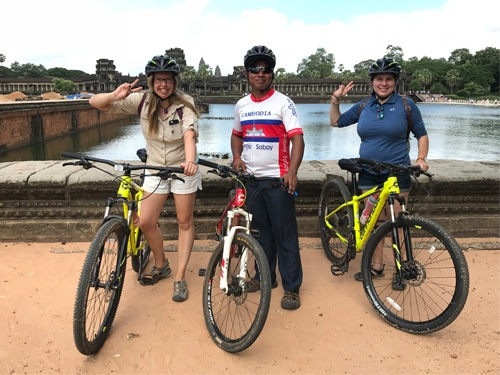 Siem Reap Cycle Tour 4D